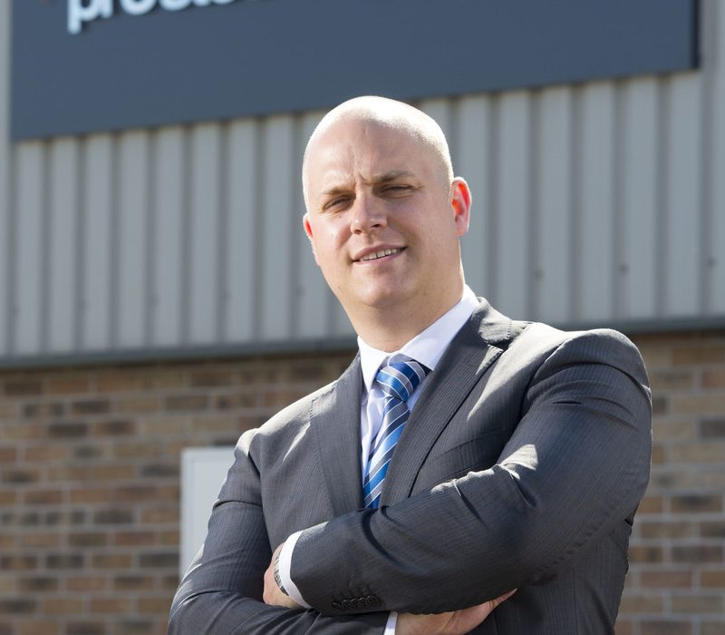Richard Selby, director of Pro Steel Engineering: 'Believe in your instincts no matter what'