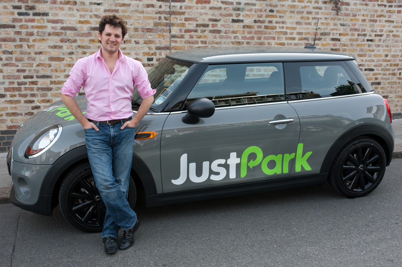 Anthony Eskinazi, founder and CEO of JustPark: 'I completely burnt out'